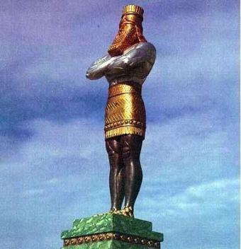Alexander The Great and sumerian Anunnaki Divine Kingship Nebuchadnezzar's dream