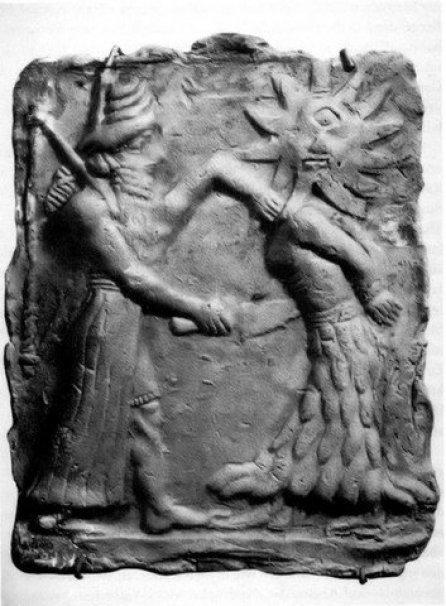 sumerian human sacrifice and anunnaki origins of religion