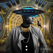 Afrofuturism and Cyberpunk relationship
