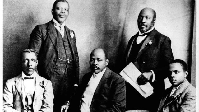 Black Mass Struggle Nationalist Myhtology