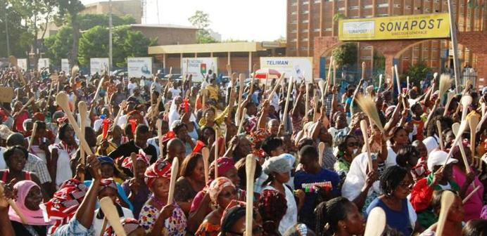 Manif Ouaga oct 2014 bis