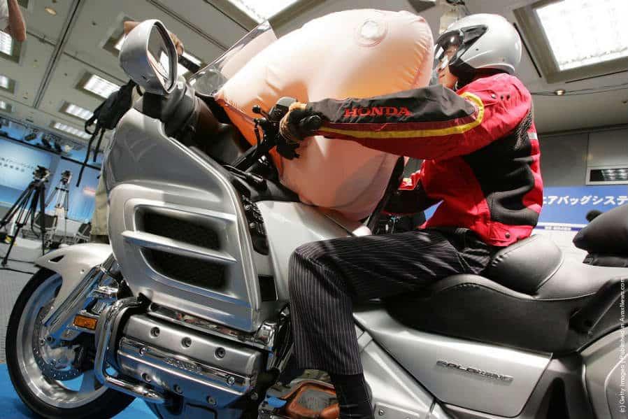 Airbag moto : qu'est-ce que c'est?