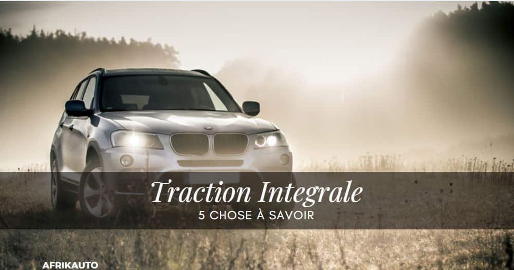 AWD, 5 choses essentielles à savoir sur la transmission intégrale