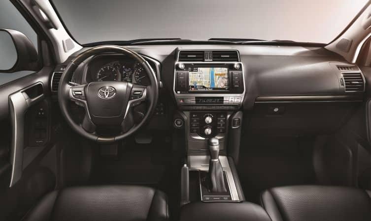 Evolution de la Toyota Land Cruiser (Modèles lourds et légers) 13