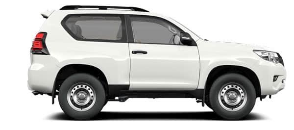 Evolution de la Toyota Land Cruiser (Modèles lourds et légers) 14