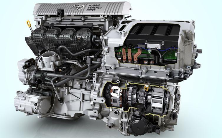 Historique et Evolution de la Toyota Prius 21