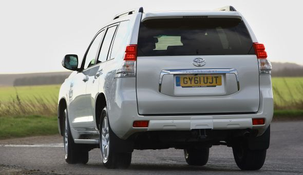 Evolution de la Toyota Land Cruiser (Modèles lourds et légers) 11