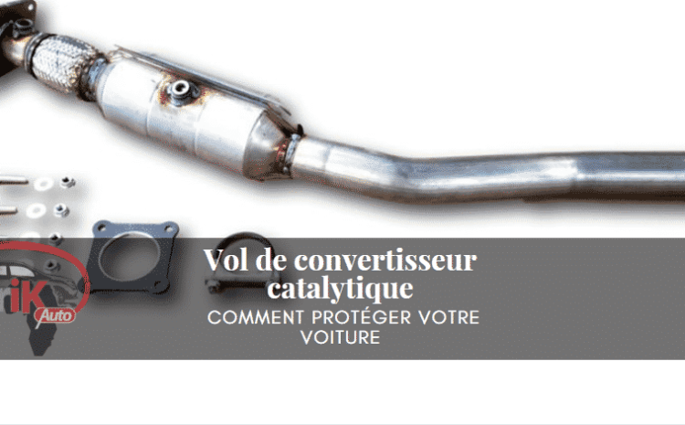 convertisseur catalytique