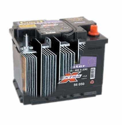 Batterie à plomb