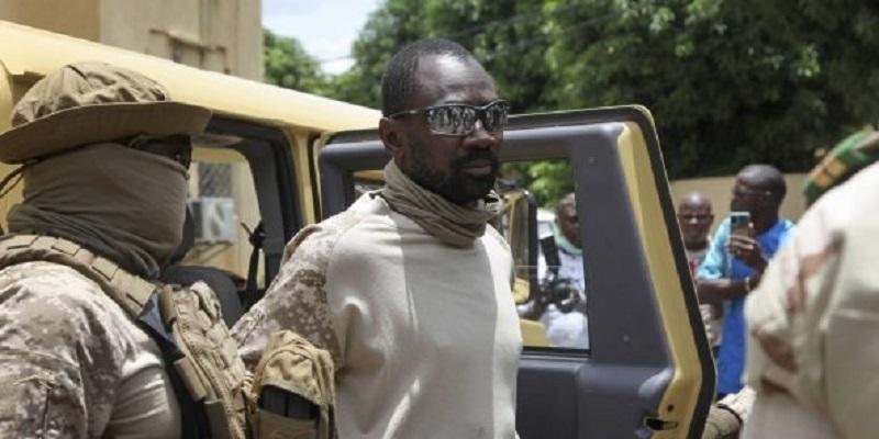 Mali junte transition militaire