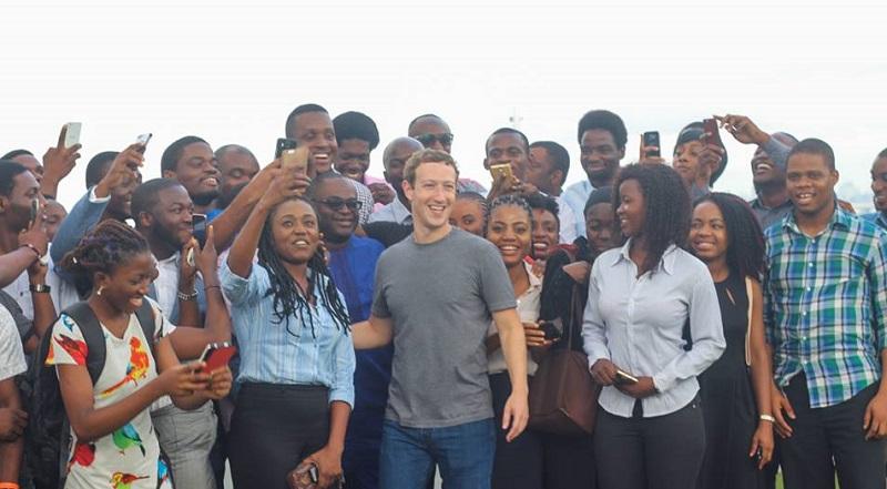 facebook Nigeria marck zuckerberg