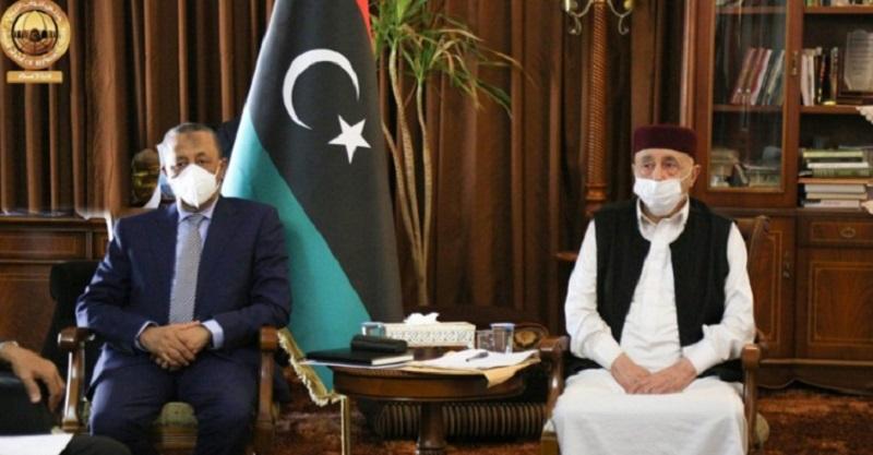 libye démission gouvernement