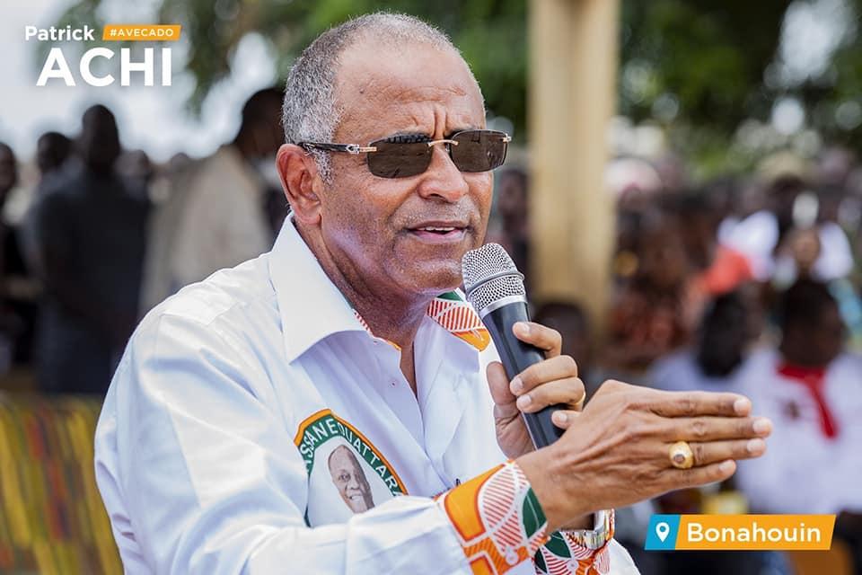Côte d'Ivoire: Les premiers mots de Patrick Achi après l'embuscade