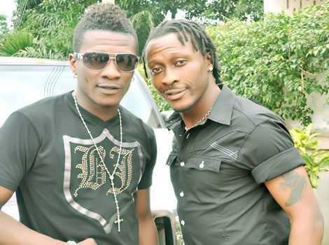 Asamoah Gyan Godwin Martey