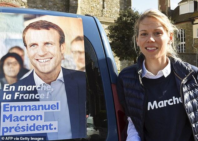 Tiphaine Auzière Macron