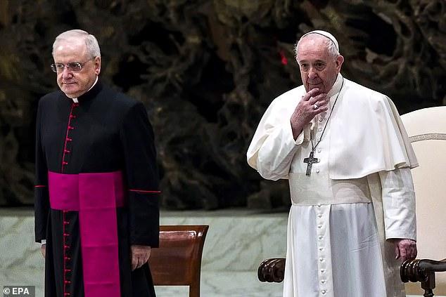 Pape François Mariages Homosexuels