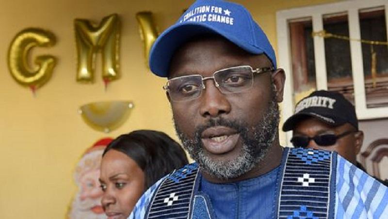 Liberia : George Weah répond aux rumeurs concernant un 3e mandat