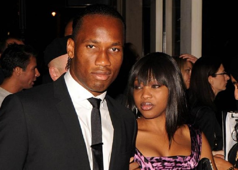 didier drogba divorce