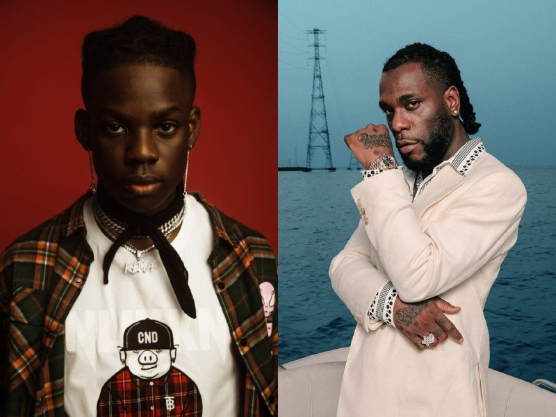 Rema Burna Boy