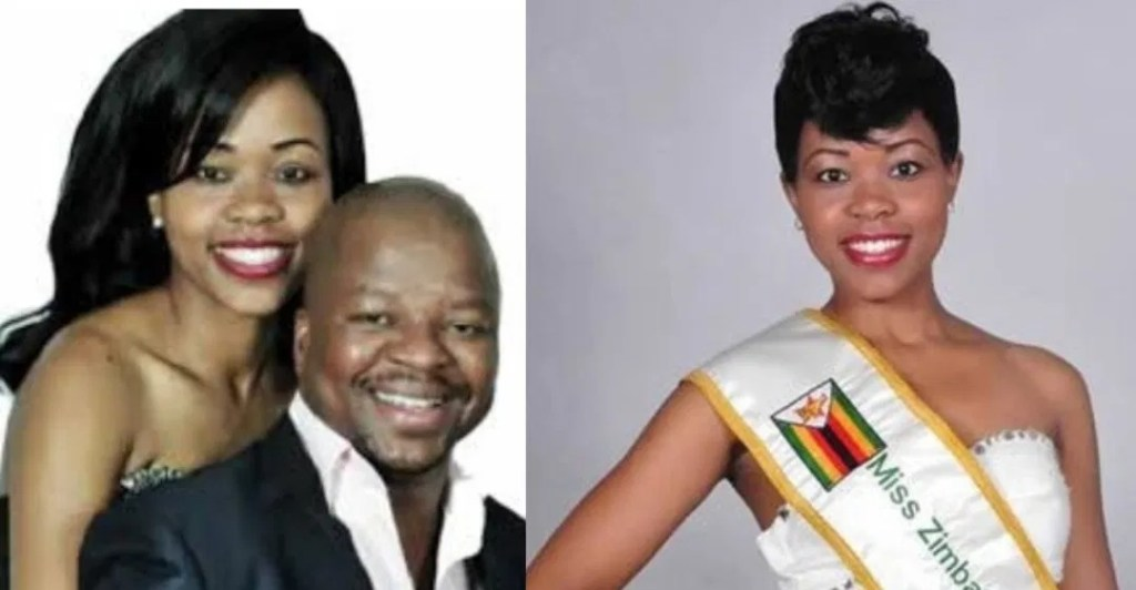 Miss Zimbabwe Divorce