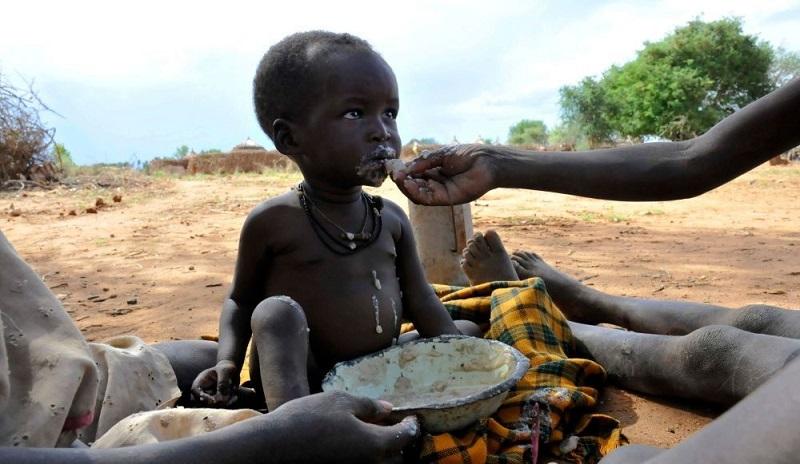 faim monde afrique pays
