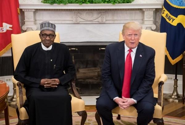 Nigéria visas américains 2022
