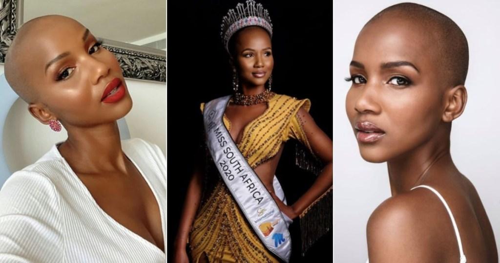 Miss Afrique du Sud 2020