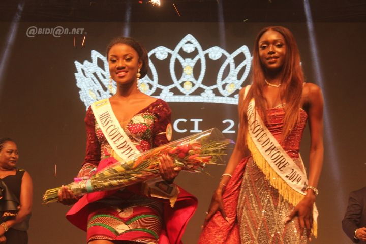 Miss côte d'ivoire 2020