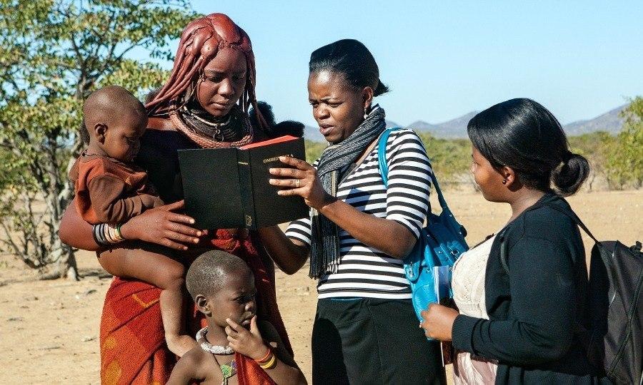 Zambie Témoins de Jéhovah