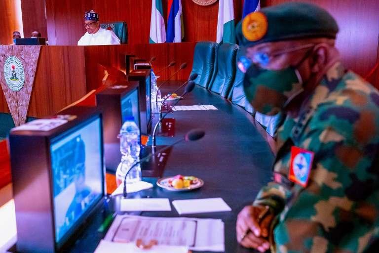 #EndSARS Président Buhari