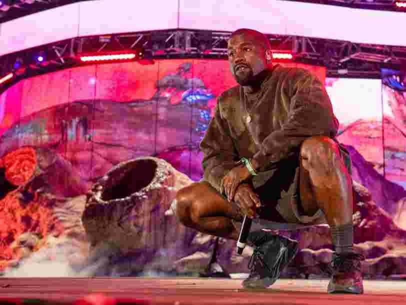 Kanye West Milliardaire