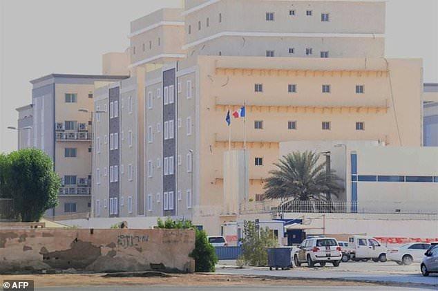 Consulat français Djeddah
