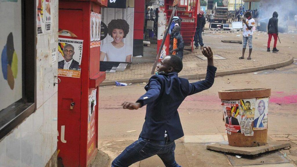 Ouganda Bobi Wine