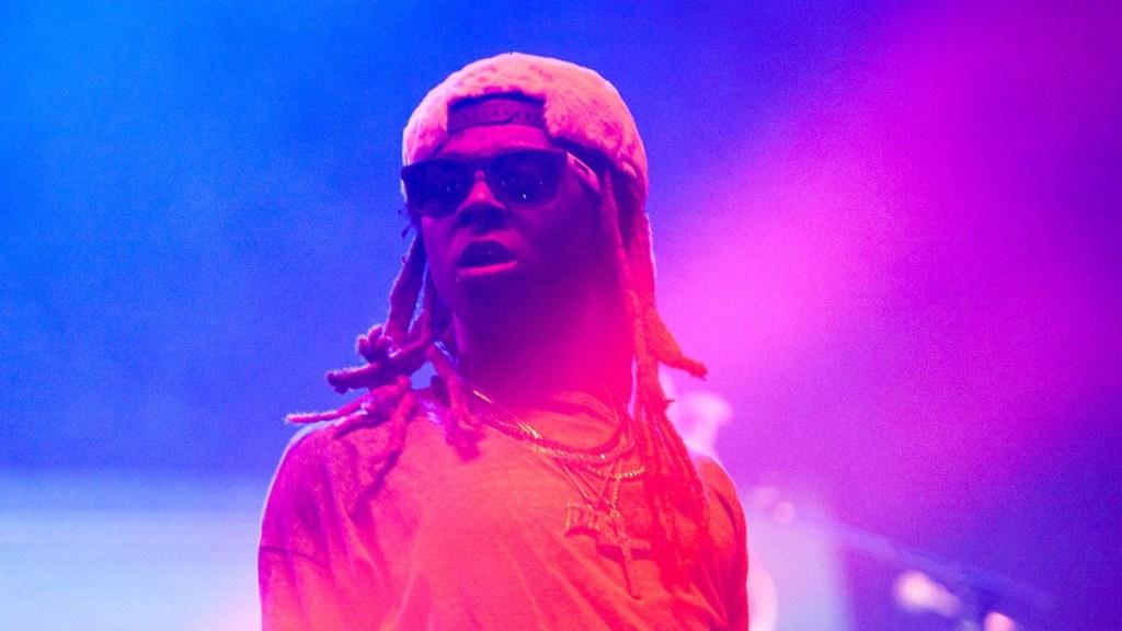 Lil Wayne Possession armes