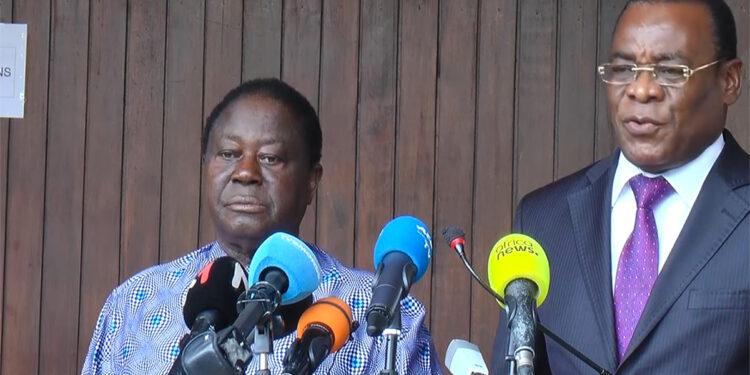 Côte d'Ivoire : Pascal Affi N'Guessan et Mabri Toikeuse « activement recherchés » par la police