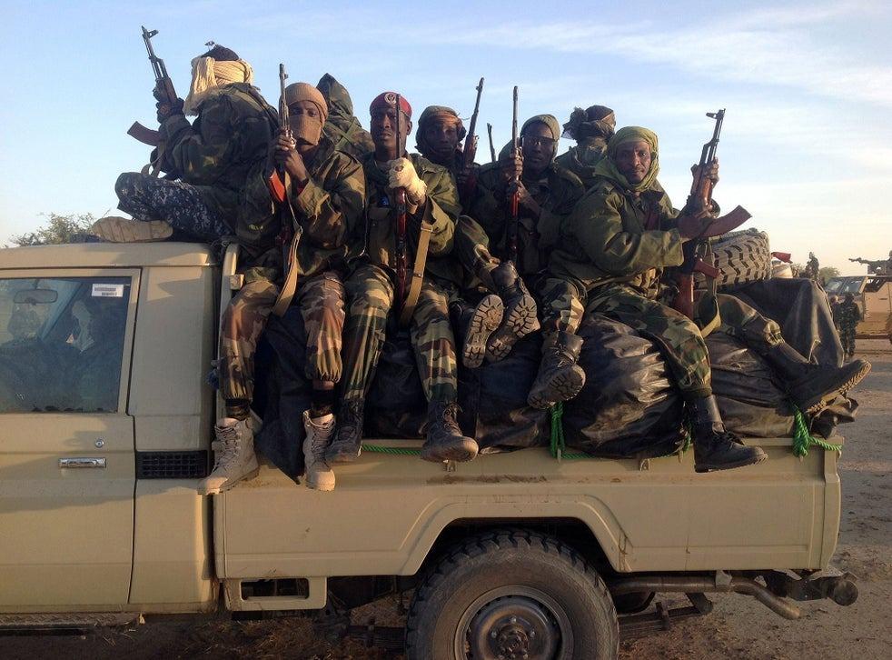 Top 5 des hommes les plus dangereux d'Afrique