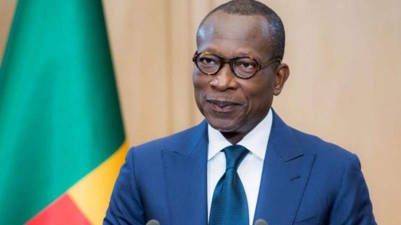 Bénin Patric Talon réélu élections présidentielles