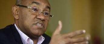 président CAF suspendu