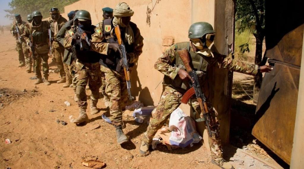 3 soldats morts France