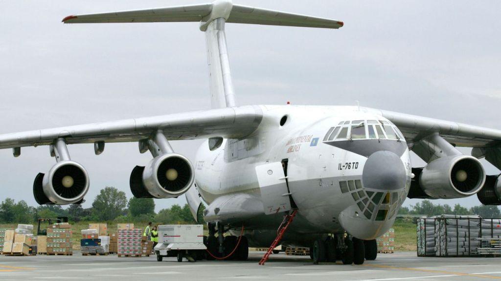Russie avion de dernière minute