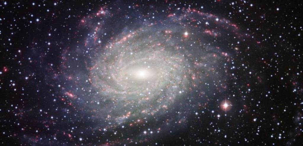 Galaxie étoile