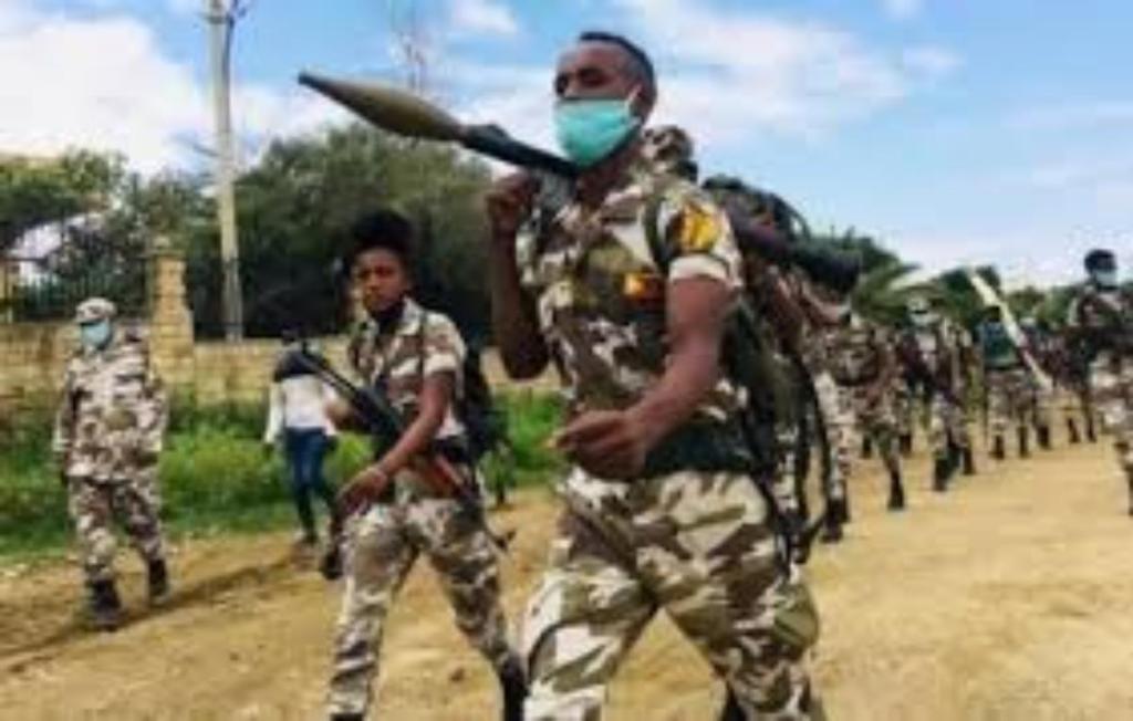 Ethiopie 100 personnes tuées
