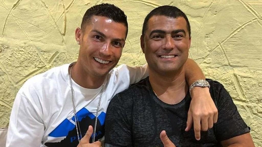 Cristiano Ronaldo Hugo Aviero
