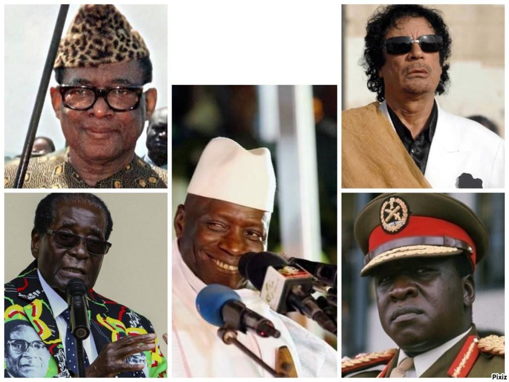 Présidents Dictateurs