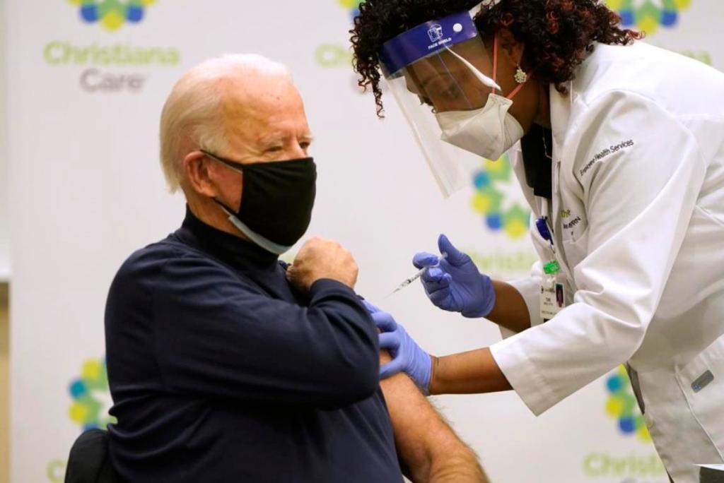 Joe Biden vaccin
