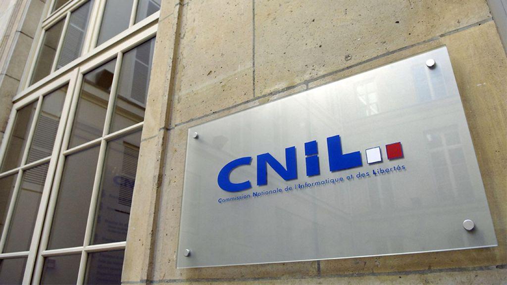 Sanctions CNIL Ministère de l'Intérieur