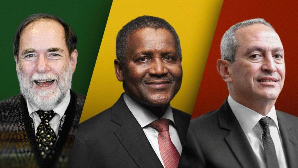 Top 10 des milliardaires d'Afrique 2021