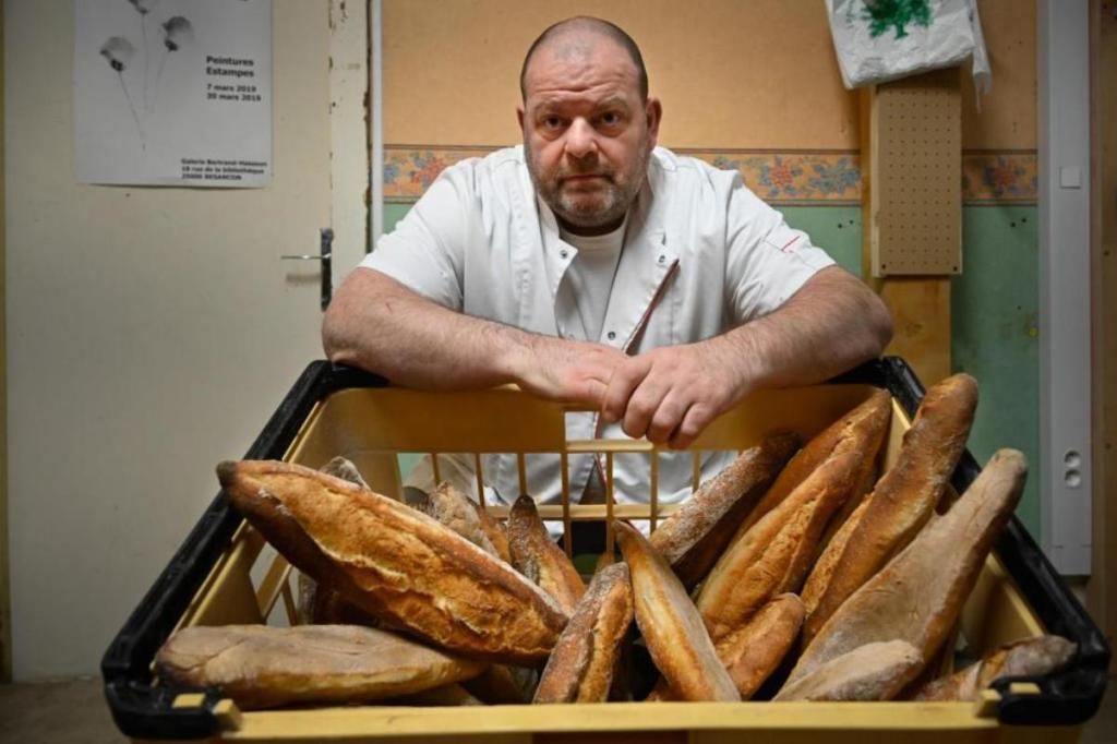 boulanger grève de la faim