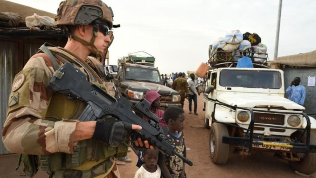 France armée civils maliens tués