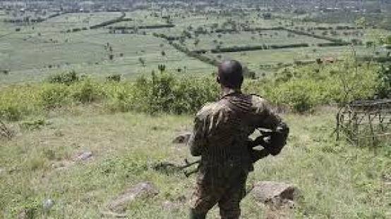 attaque Au parc Virunga
